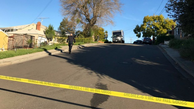 [BAY ML 11A REDELL] 41-Year-Old Man Killed in San Leandro Homicide