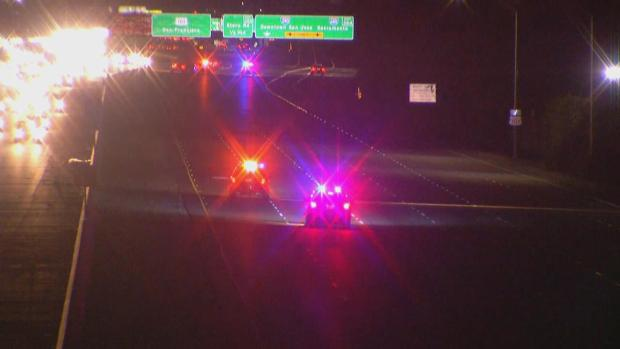 Shooting on Highway 101 in San Jose Injures At Least 1: CHP