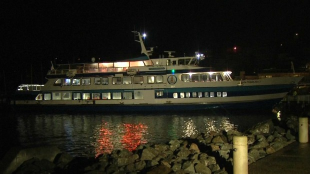 [BAY] Golden Gate Ferry Ushers in Service From Tiburon to San Francisco