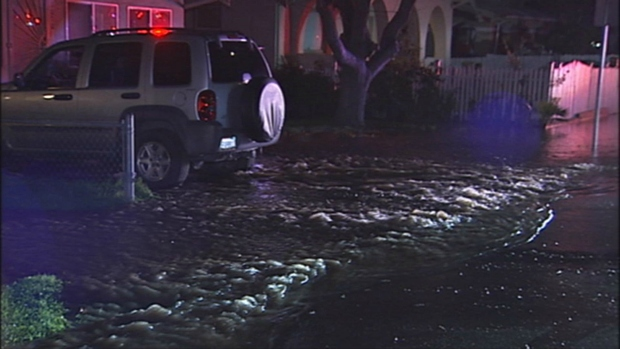 Pittsburg Water Main Break Damages Homes, Apartments