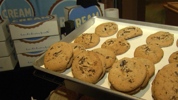 Tasty Treats Unveiled at AT&T Park