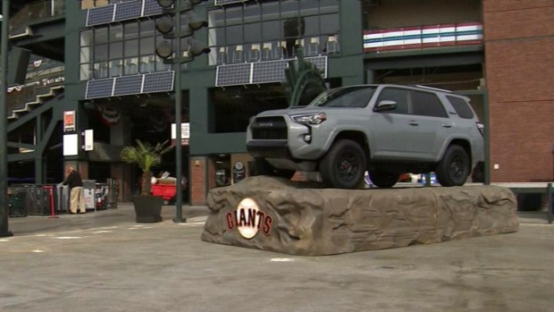 What's New at AT&T Park? Fresh Features for Giants' First Home Game