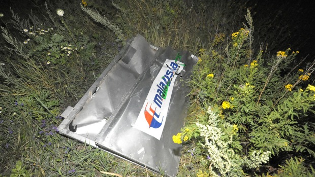 [BAY] Downed Malaysia Airlines Plane Increased Altitude When It Entered Ukraine