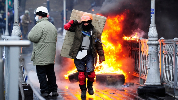 [BAY] Deadly Unrest in Ukraine Hits Home for Bay Area Tech Company