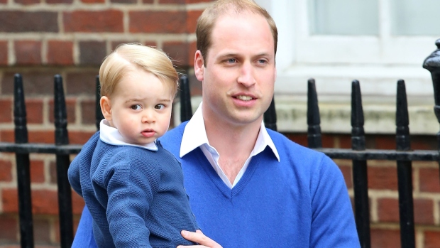 [NATL] What Will Prince George Look Like in 20 Years?