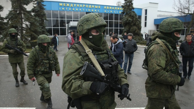 [BAY] Bay Area Ukrainians Concerned With Russian Military's Move