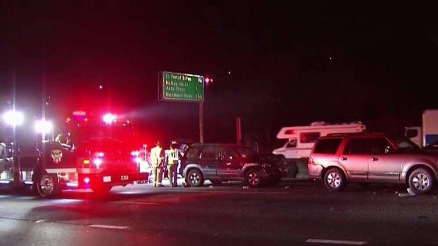 [BAY] 4 Dead Following Multi-Vehicle Crash on I-80 in San Pablo