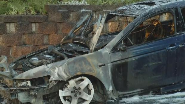 Suspicious Car Fires in Coco County Pile Up
