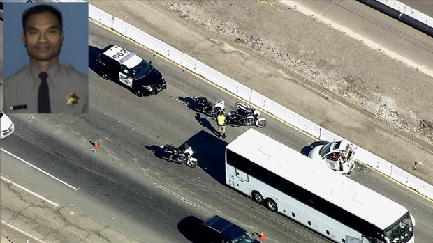 Off-Duty Sheriff's Deputy Struck, Killed by Commuter Bus