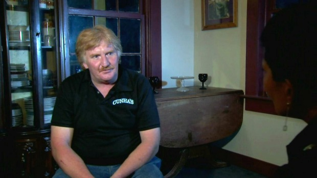 RAW: Man Recounts Being Shot at by Double Homicide Suspect