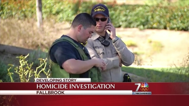 [DGO]Man Killed in Gated Fallbrook Community