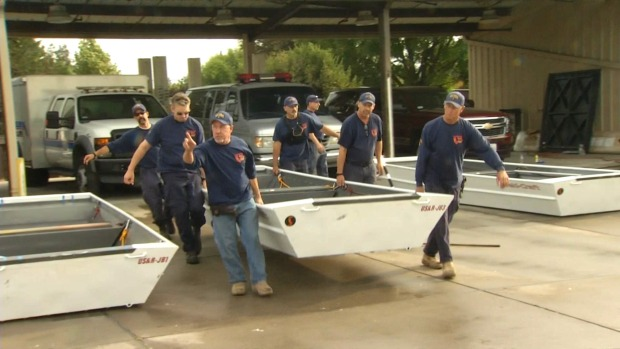 'Fantastic to Be Home': Rescue Team Returns to Bay Area After Mission in Texas