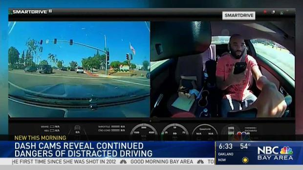 [BAY] AAA: Drivers Say Distracted Driving Is a Growing Epidemic
