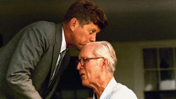 [NY] Joe Kennedy: A Father's Grief