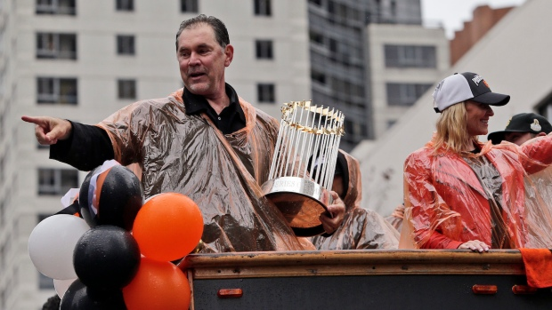 [BAY] SF Giants Manager Bruce Bochy Admitted to Arizona Hospital Because of Heart Discomfort