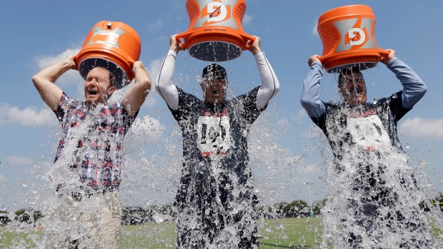 Ice Bucket Challenge Changes Way Charities Operate