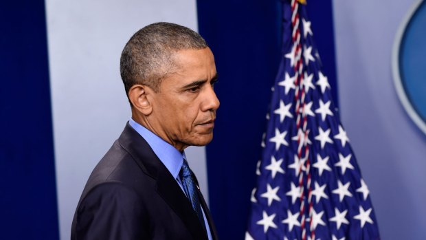 """[NATL] President Obama on AME Church: """"They Will Rise Again"""""""