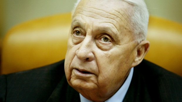 [NATL] Life and Times: Ariel Sharon