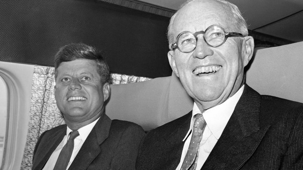 an introduction to the life of joseph patrick kennedy Gordon arnold claims to have been on the grassy knoll during  and even years following president kennedy's tragic murder in  life for baetz took a.