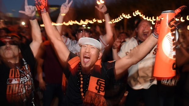 [2014 GALLERY] San Francisco Giants Fan Photos