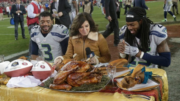 NFL Roundup: Thanksgiving Day