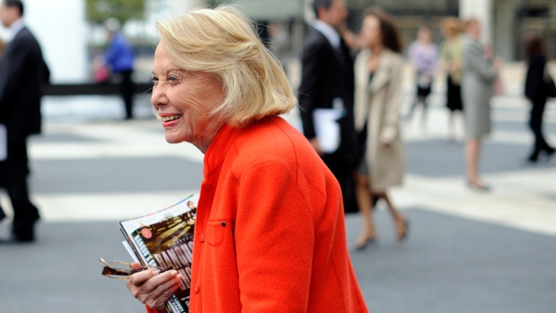 [NATL-NY] Remembering Renowned NY Columnist Liz Smith