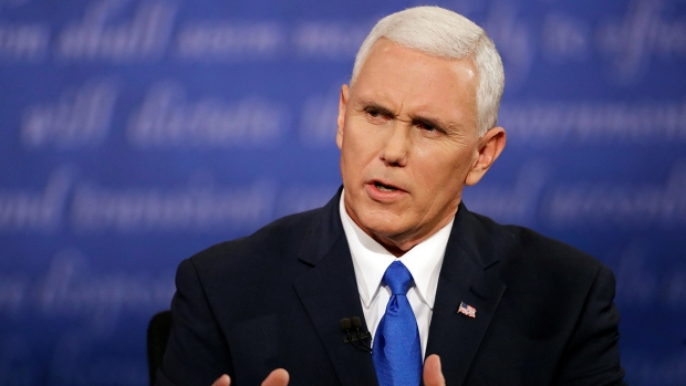 [NATL] Pence Fights Back at Kaine and an 'Insult-Driven' Campaign