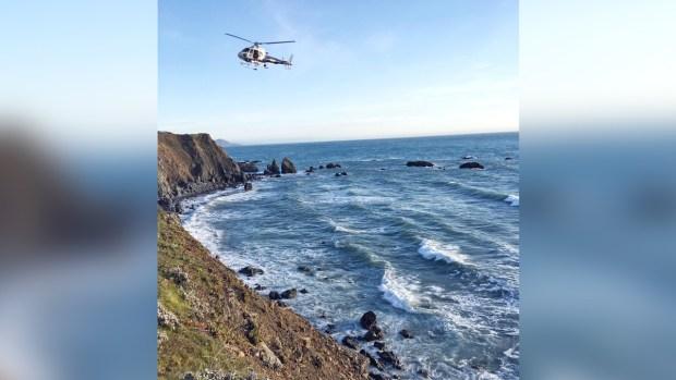[BAY] 6 Kids, 2 Parents Believed Dead After NorCal Cliff Crash