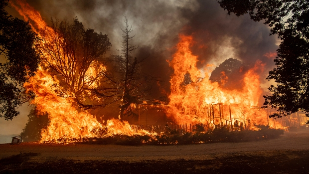 [BAY] New Evacuations Ordered as NorCal Fires Continue to Spread