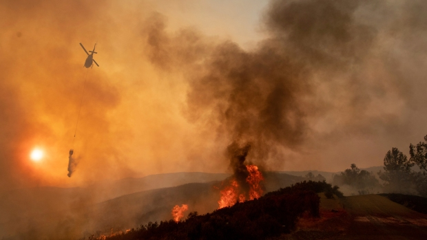 [BAY] Largest Wildfire in California History Still Growing