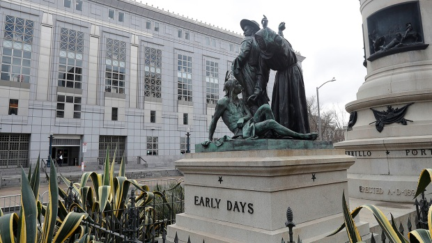 [BAY] San Francisco to Remove 19th Century Statue Some Call Racist