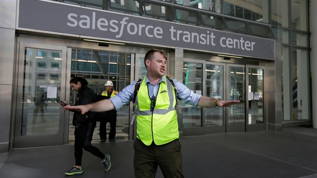 [BAY] SF Transit Terminal Repairs Should Be Done by June