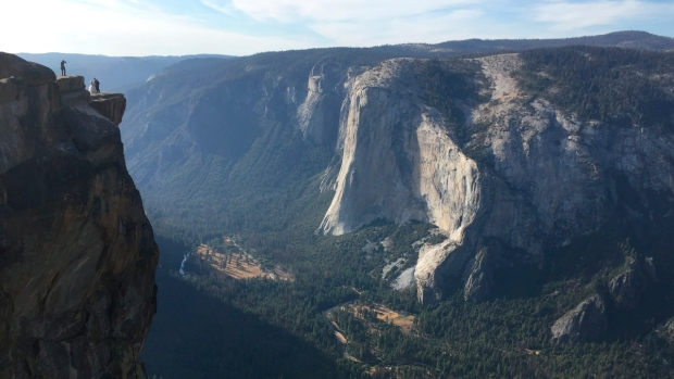 [BAY] Couple Who Died in Yosemite Fall ID'd