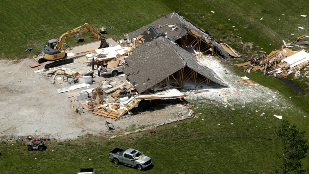 Extreme Weather Pics: 2019 Sees Surge in US Tornado Activity
