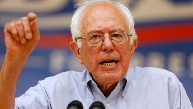 [BAY] Can Sanders Overtake Clinton for Democratic Nomination?
