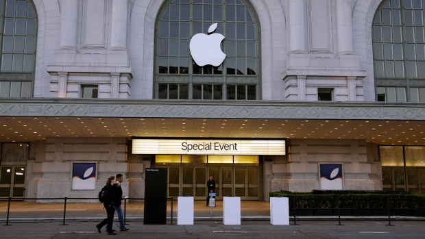 PHOTOS: Apple Announces iPad Pro, New Accessories