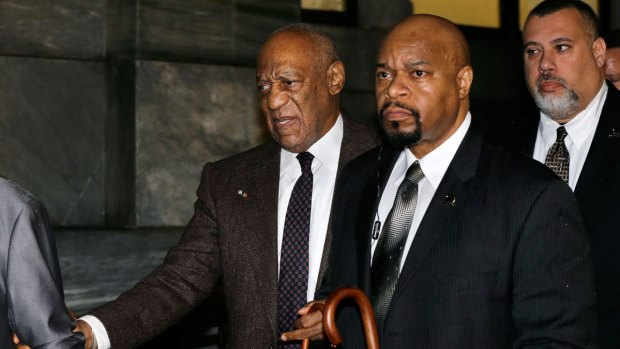 [NATL-PHI] Bill Cosby Returns to Court