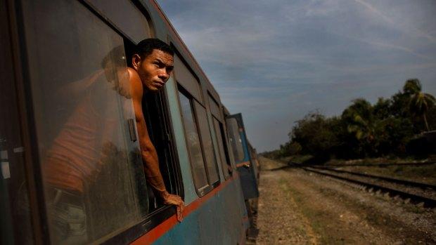 A Trip Along Cuba's Slowly-Modernizing Train System