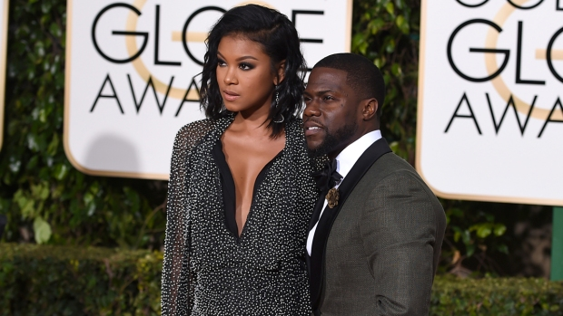'Baby on board' for Kevin Hart, wife Eniko!