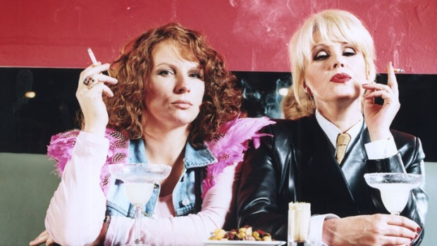 """Ab Fab: The Movie"" Will Start With a Hangover--Who'd'a Guessed?!"