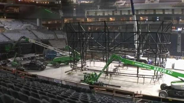 [BAY] An Inside Look at the Billion-Dollar Chase Center in SF