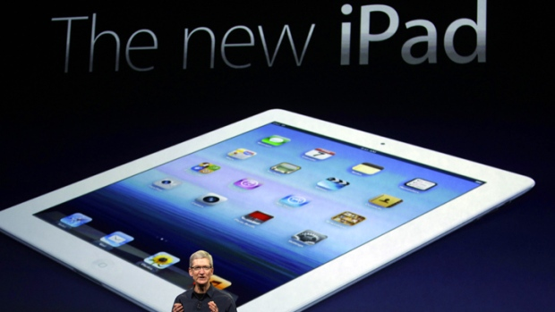 U.S. Customers Get the New iPad First
