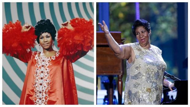 [NATL] Aretha Franklin's Life in Photos
