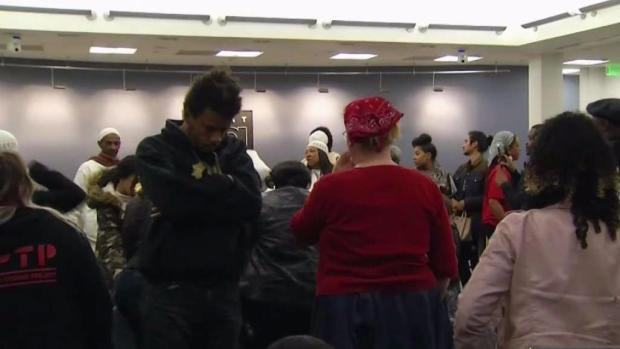 BART Meeting Shut Down by Protest of Fatal Police Shooting