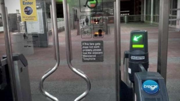 [BAY] BART to Consider New Gate Design to Curb Fare Evasion