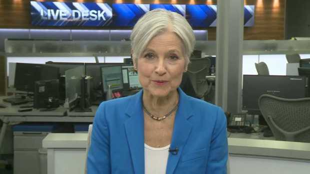 [NECN] Stein Defends Recount Efforts in 3 States