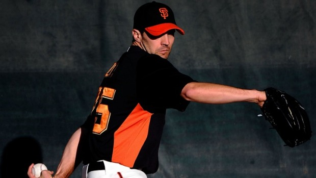 Barry Zito Throws 83 Pitches in Giant Loss