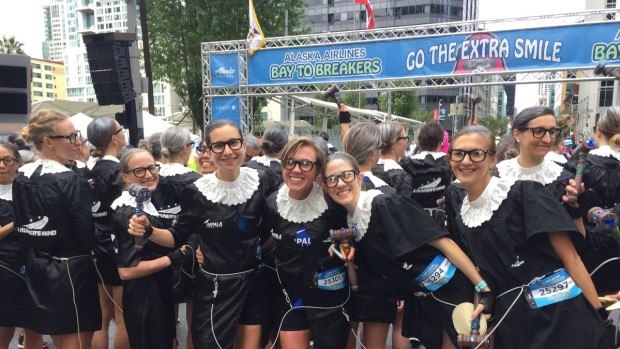 See What People Are Wearing for 2019 Bay to Breakers
