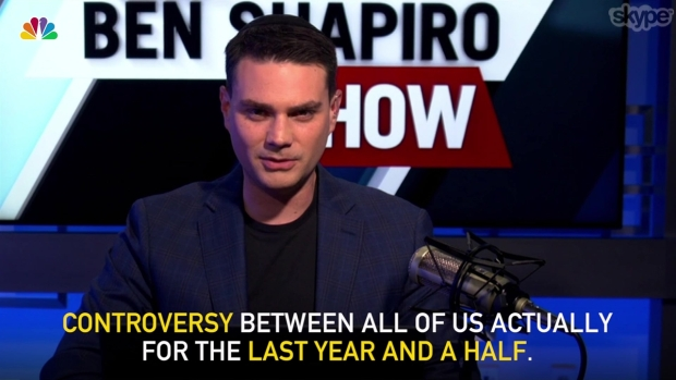 'It's Like Godzilla's Coming to Town:' Ben Shapiro on Berkeley Amping Up Security For His Visit