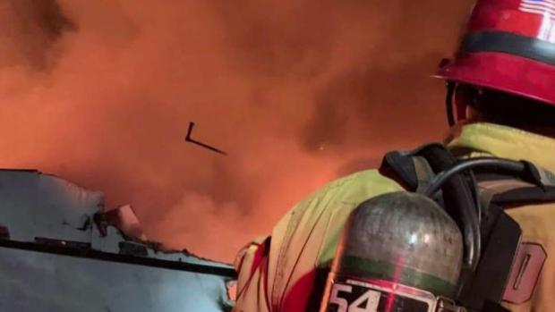 [BAY] 'Majority' of SoCal Boat Fire Victims From Bay Area: Sheriff